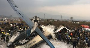Bangladeshi Plane Crash In Nepal, Over 50 Dead