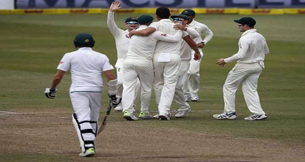 Australia Win The First Test Against South Africa