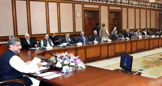 Good Federal Cabinet Discusses Budget 2018 19