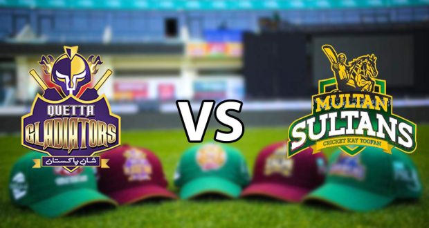 PSL 3: Sultans to Face Gladiators Tonight