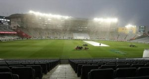Rain Frustrates High-flying New Zealand in 1st England