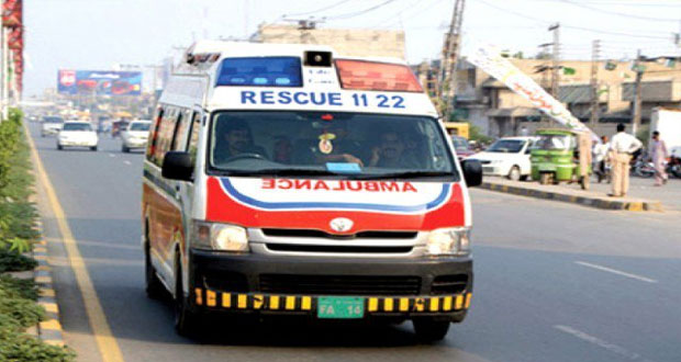 Electric Shock Claims A Life In Lahore