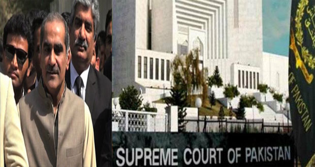 NA-125 Rigging: SC Reserves Judgment on Saad Petition