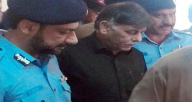 Rao Anwar To Be Produced In Karachi's Court Today