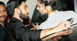 Deepika And Ranvir Attack Fan For Breaching Privacy