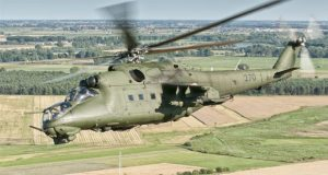 India To Supply Four Mi-24 Choppers To Afghanistan