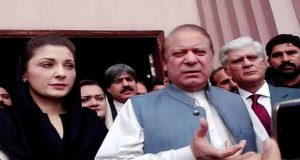 Nawaz Says Difficult To Sit With PPP On Interim Govt Setup