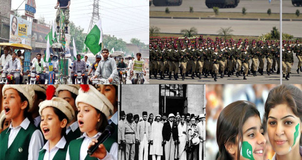 Pakistan Day in Pictures