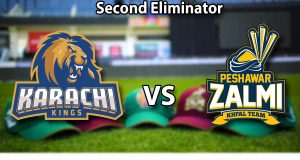 PSL3: Kings To Face Zalmi Today in 2nd Eliminator