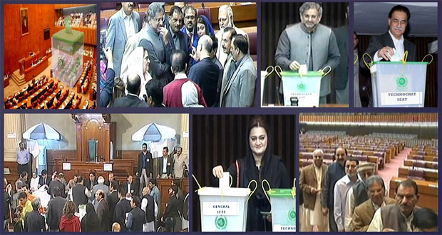 PML-N Becomes Largest Party in Senate With 33 Seats