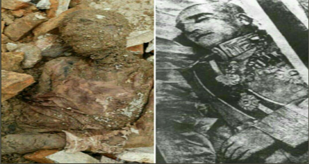 Mysterious Mummy Found In Iran Could Be ex-King