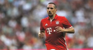 Ribery Inks One-Year Contract With Bayern Munich