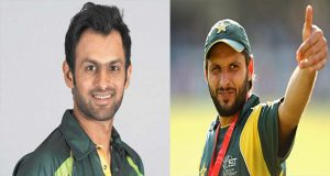 Afridi, Malik Confirm Participation For ICC World XI