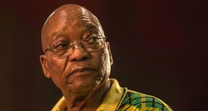 Former South African President Appears in Court