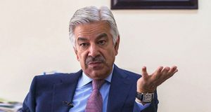 SC To Hear Disqualification Appeal of Khawaja Asif Today