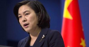China Reminds World Pak's Sacrifices in War Against Terror