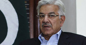 Khawaja Asif Thanks Masses for Support