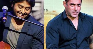 Salman Doesn't Let Arijit Sing For Him