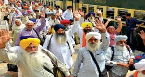 Besakhi Festival: Sikh Pilgrims Return To India