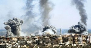 Syrian Forces Launch Major Attack In Qalamoun