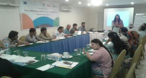 Training on Right To Information Act For Media Held in Karachi
