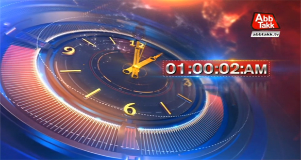 AbbTakk Headlines – 01 AM – 27 May 2018