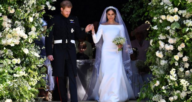 The Royal Wedding: Pictorial