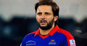 Afridi Confirms Playing For ICC World IX