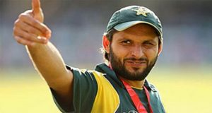 Shahid Afridi To Lead ICC World xi