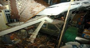 Truck Smashes Into Houses In Indonesia, 11 Killed