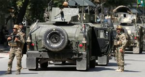 Attacks On Police Stations In Afghanistan, Seven Killed