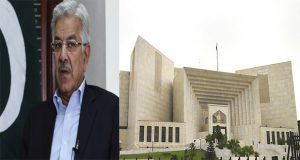 Khawaja Asif Submits Written Reply Over Disqualification in SC