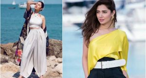 Mahira nails her second look at the French Riviera