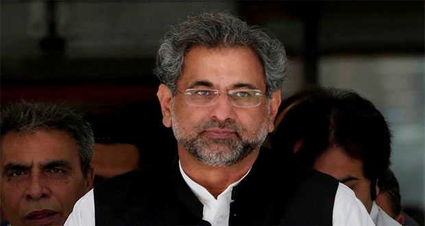 PM Abbasi Condemns Attack On Ahsan Iqbal, Seeks Report