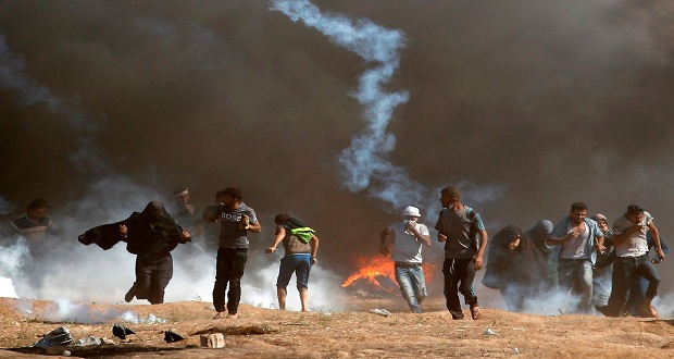 Israeli Brutality On Palestinians In Pictures