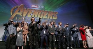 """""""Avengers"""" Continues Dominance At Box Office"""