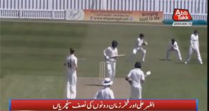 Amir proves his fitness as Pakistan draw final warm-up match