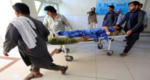 Eight Killed In Afghanistan Blast During Match