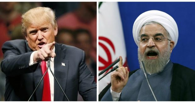 Trump To Talk About Iran Nuclear Treaty Tonight