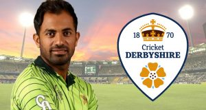 Wahab Riaz Signed To Play T20 For Derbyshire