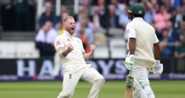 Lords Test: Pakistan All Out At 363, Lead By 179