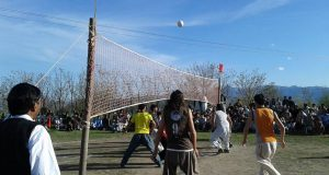 One Week Long Volley Ball Tournament Ends In Lower Dir