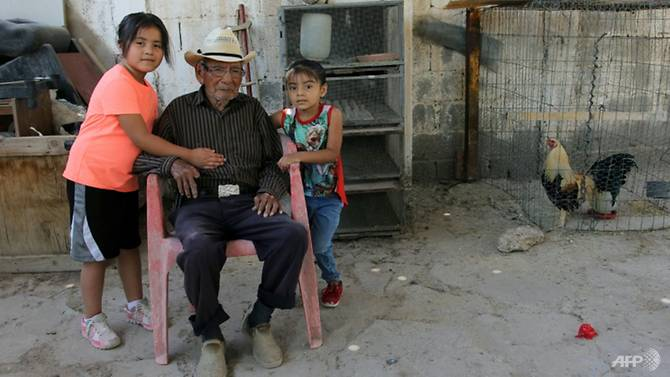 Key To Long Life Is Work: Says Mexican Conceivable World's Oldest Man