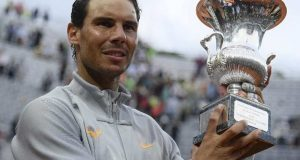 Nadal Wins Rome Master Title For 8th Time