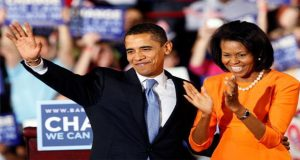 Obama, Michelle Form Production House