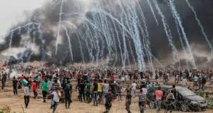 Solidarity Day Is Being Observed With Palestinians