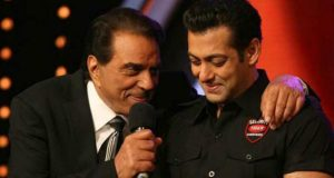 Salman Behind Bobby Deol's Comeback With Race 3