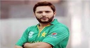Afridi Likely To Miss World XI Match Due To Injury