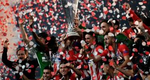 Atletico Madrid Made Way To Europa League Victory