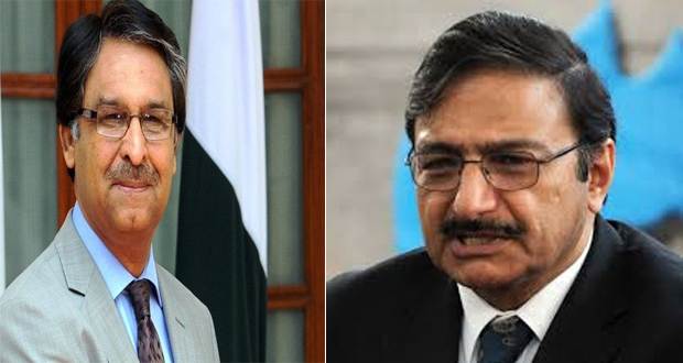 PPP Finalizes Two Nominees For Caretaker PM